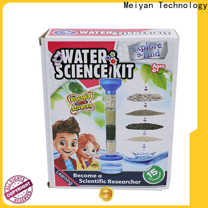 Meiyan discovery science kits personalized for for parent-child games