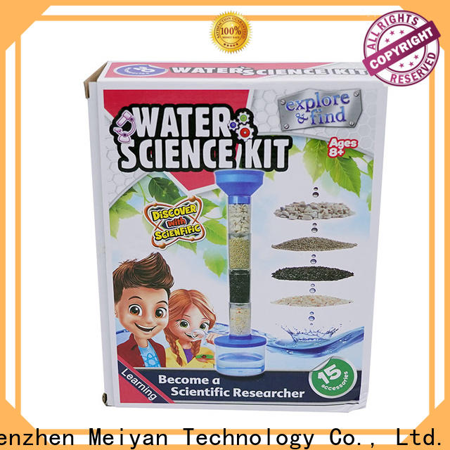 Meiyan easy-to-do scientific toys personalized for gift