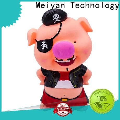 Meiyan toddler piggy bank factory price for gifts
