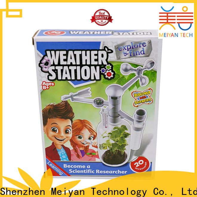 Meiyan science toys customized for students