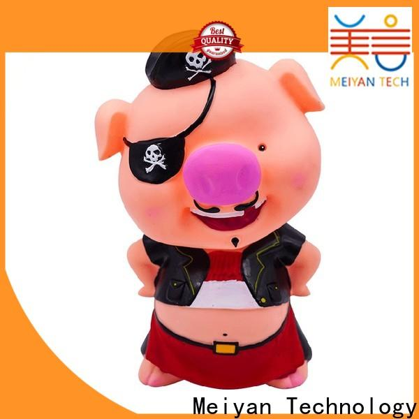 Meiyan funny piggy banks for boys supplier for home furnishings