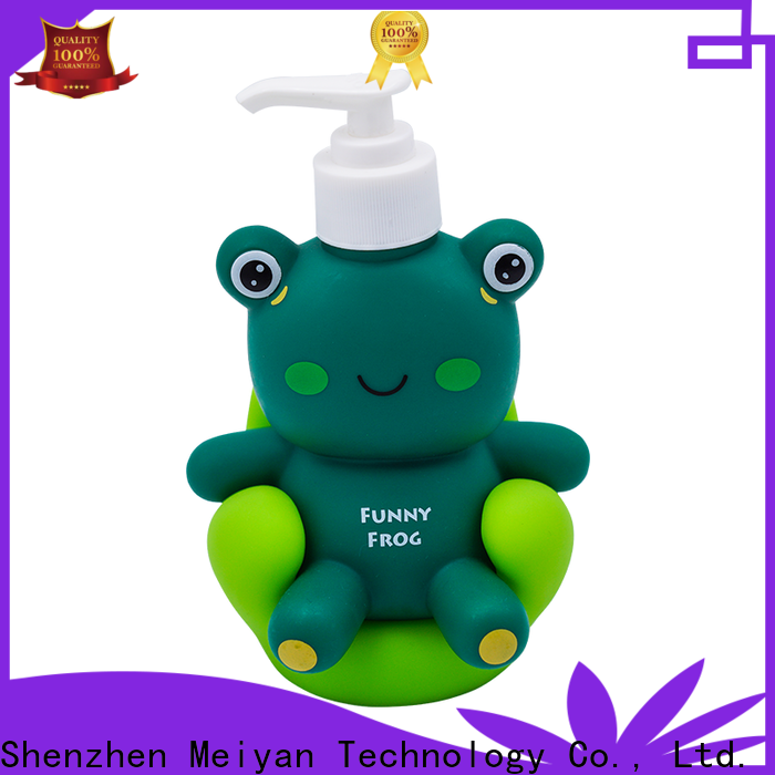 Meiyan high quality liquid soap bottle supplier for bathroom