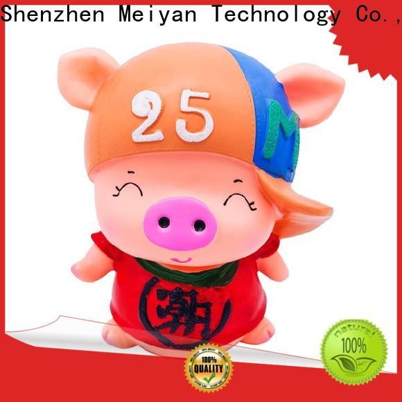 Meiyan custom vinyl figures manufacturer for gifts