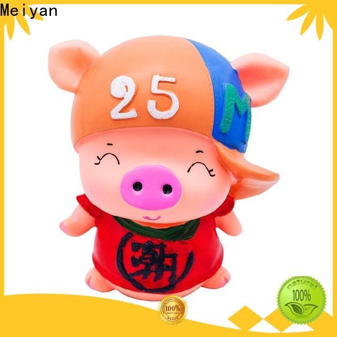 Meiyan animal bath toys customized design for home furnishings