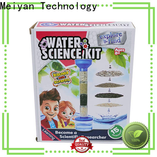 Meiyan low cost discovery science kits design for kids