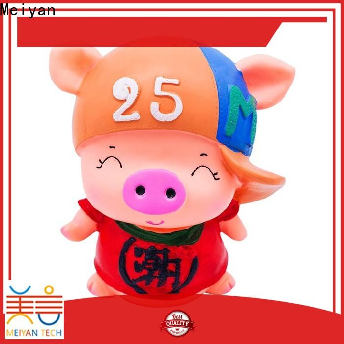 Meiyan vinyl toys safety for home furnishings