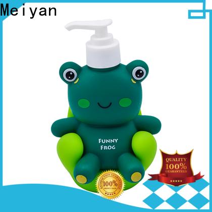 Meiyan moulding shampoo bottle factory price for bathroom