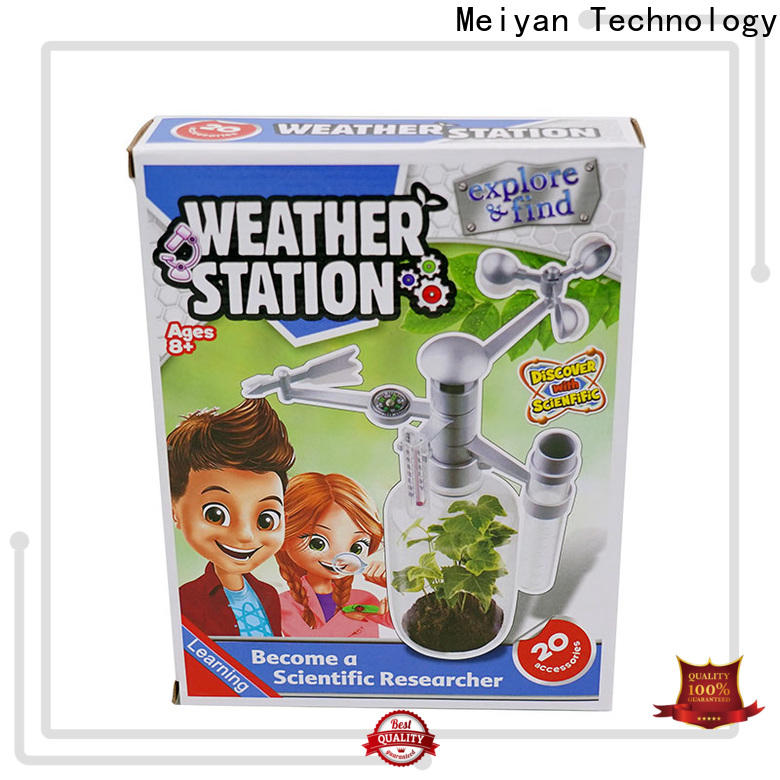 Meiyan creative science kits for 6 year olds personalized for for parent-child games