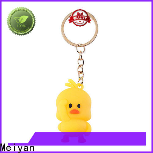 Meiyan personalized custom promotional keychains supplier for kids