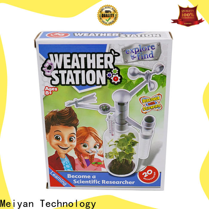 Meiyan low cost science toys personalized for gift