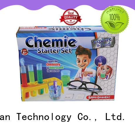 Childrens Science Kit education series DIY Chemie Starter Set Toys For Kids