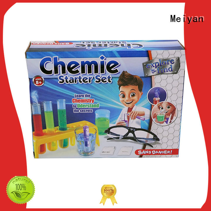 Meiyan durable science kits for teens personalized for students