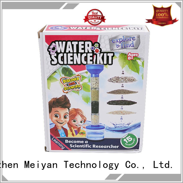 Meiyan professional best science kits for kids supplier for students