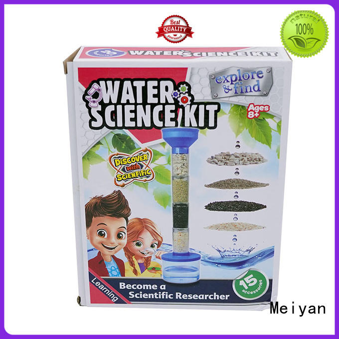 Meiyan professional science experiment kits supplier for students