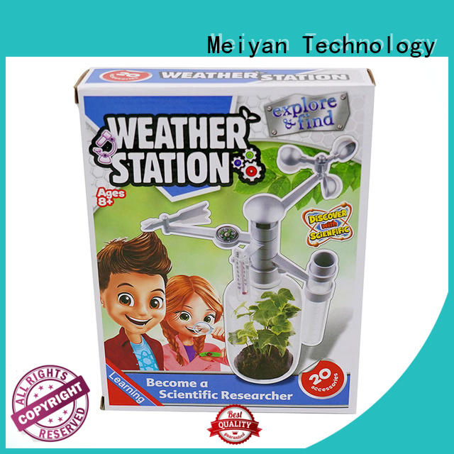 Meiyan interesting science experiment kits for kids personalized for for parent-child games