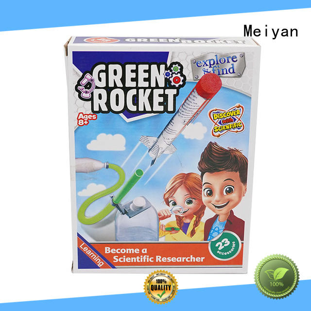Meiyan durable science toys for kids design for students