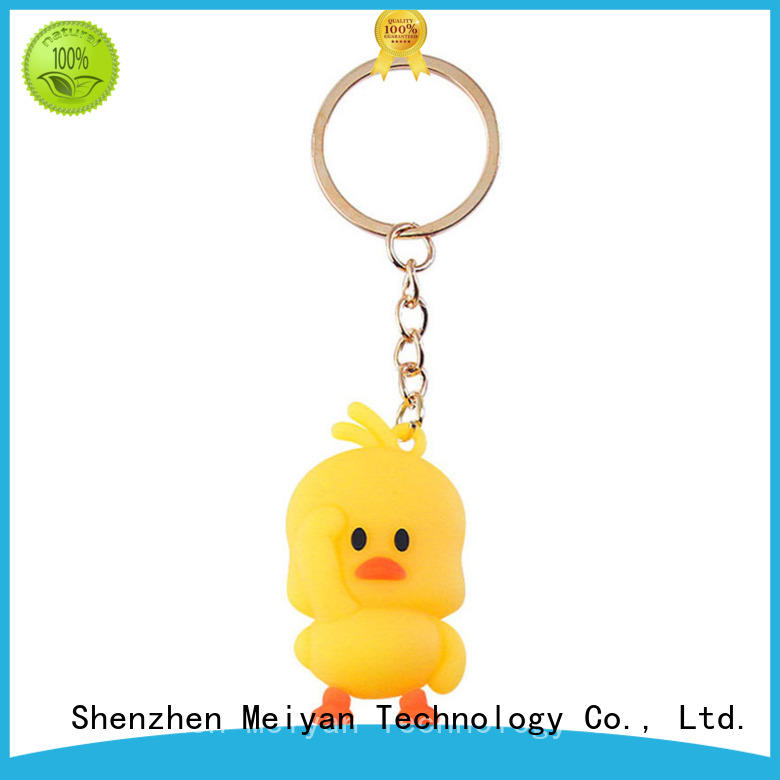 Meiyan promotional keychains wholesale for kids