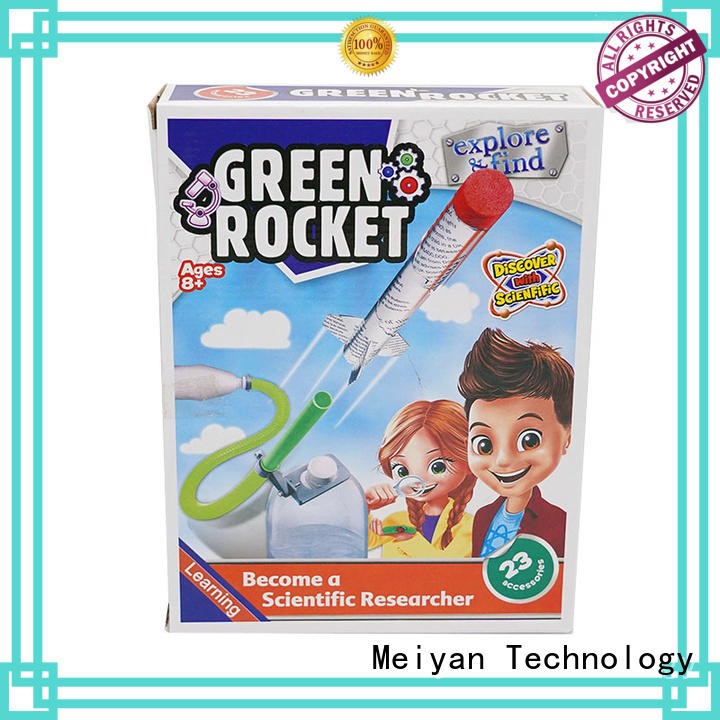 Meiyan interesting best science kits for kids personalized for for parent-child games