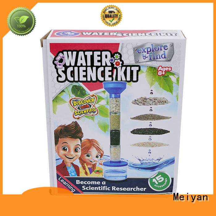 Meiyan creative science lab toys supplier for kids