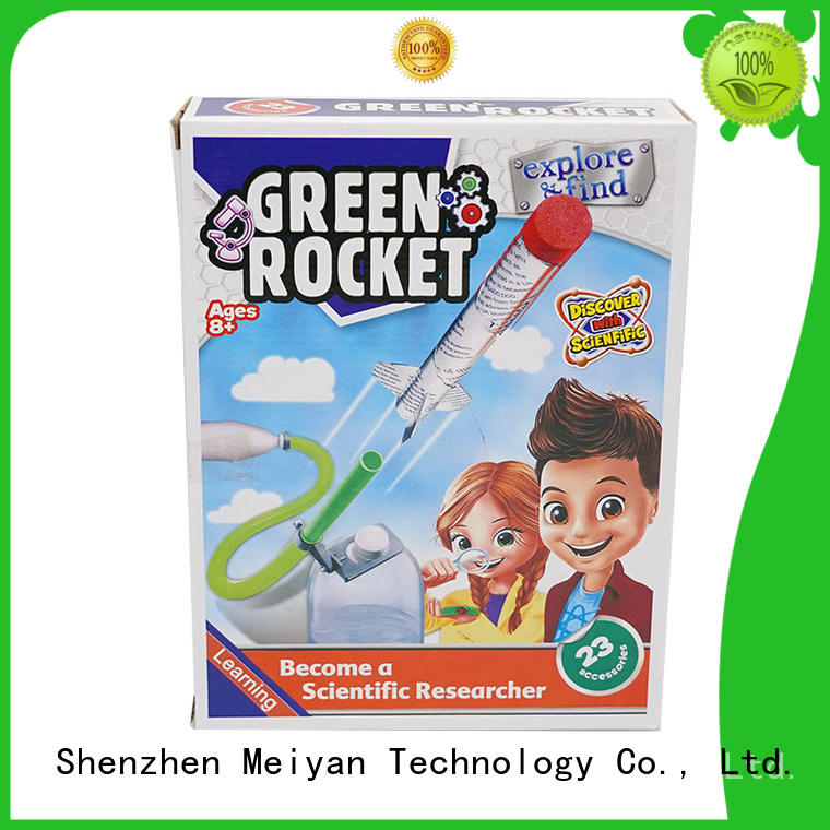 Meiyan creative science kits for 5 year olds customized for students