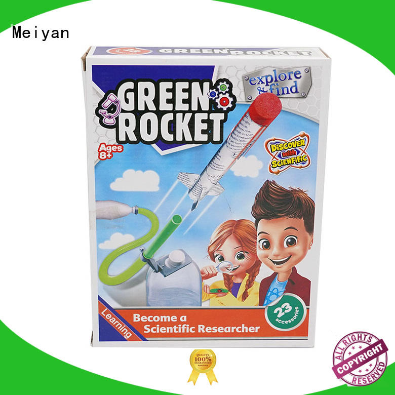 Meiyan scientific toys for kids supplier for for parent-child games