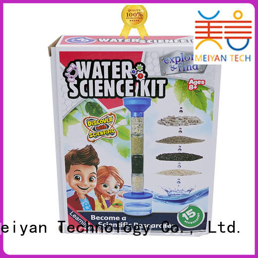 Meiyan interesting science project kits manufacturer for for parent-child games