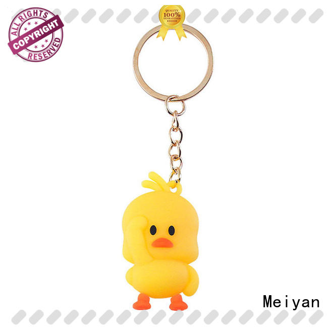 Meiyan promotional keychains factory price for promotional activities