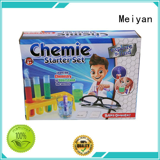 Meiyan low cost scientific toys personalized for kids