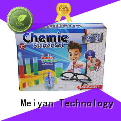 Meiyan creative science kits for boys for kids