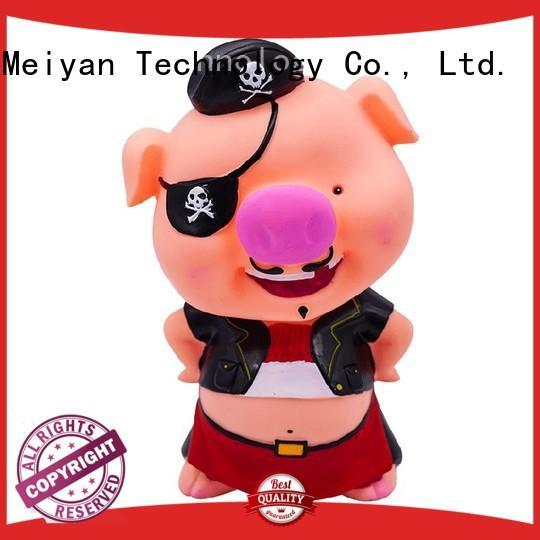 animal unbreakable piggy bank supplier for bedrooms