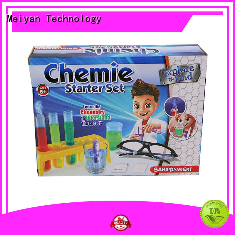 Meiyan creative science lab toys safe for for parent-child games