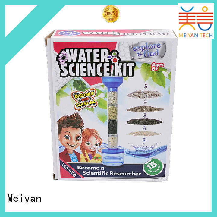 Meiyan durable science kits for 6 year olds personalized for gift