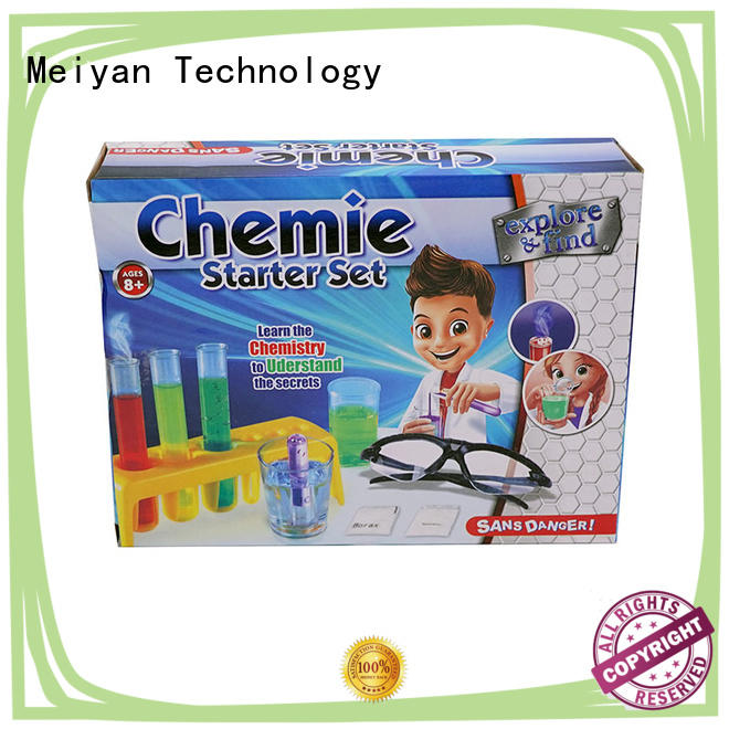 Meiyan science kits for teens customized for gift