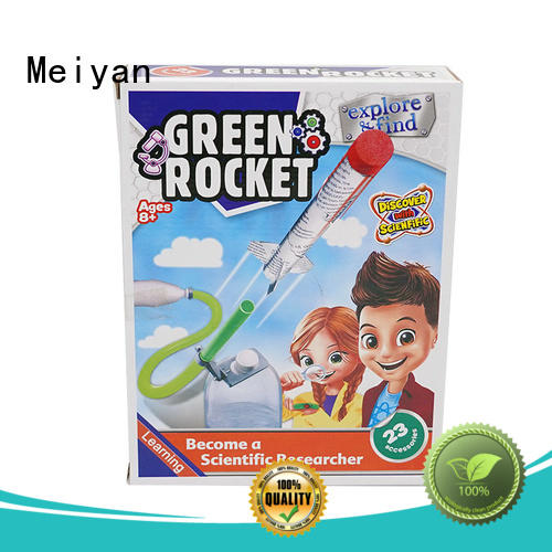 Meiyan DIY best science toys for kids ABS for for parent-child games