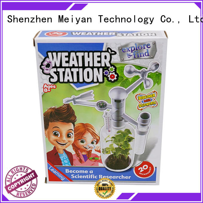 high quality childrens science kit personalized for for parent-child games