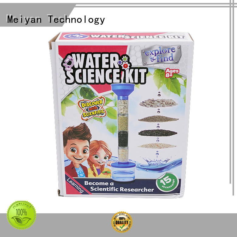 Meiyan practical science kits for 5 year olds factory price for students