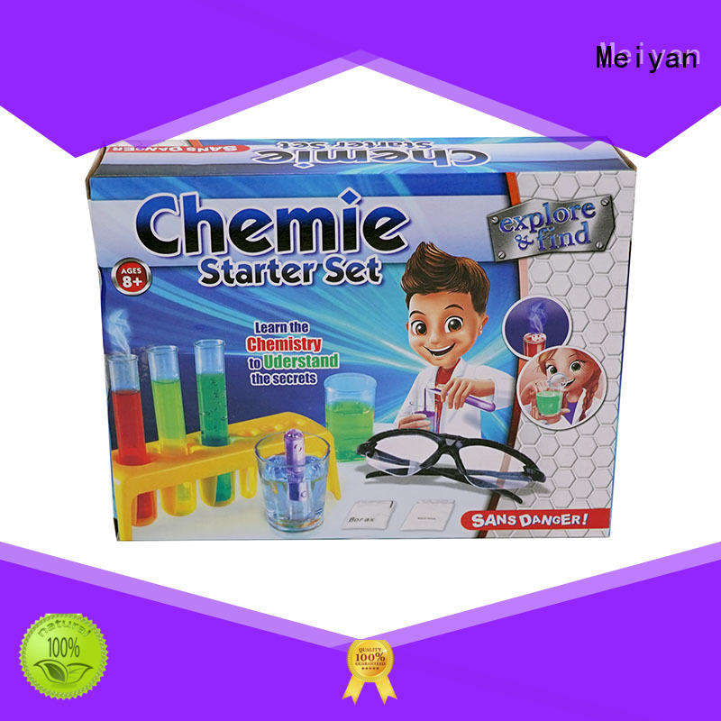Meiyan easy-to-do science kits for 5 year olds manufacturer for students