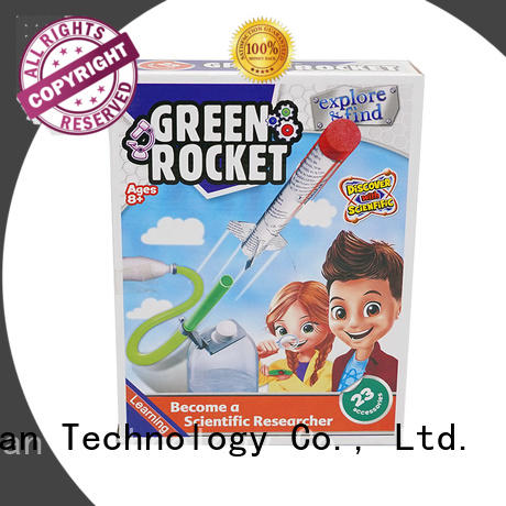 professional science toys design for kids