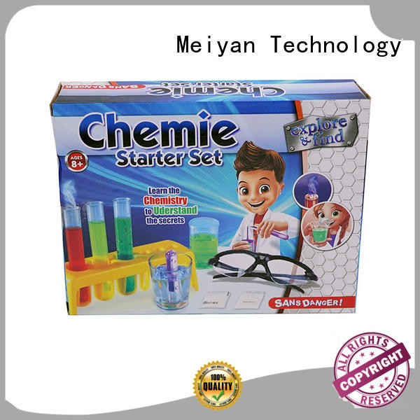 Meiyan ABS science toys for 5 year olds supplier for kids