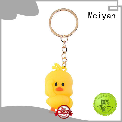 Meiyan promotional promotional keychains wholesale for parent-child games