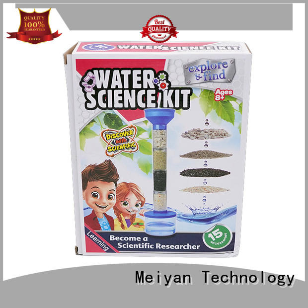 Meiyan creative discovery science kits customized for kids