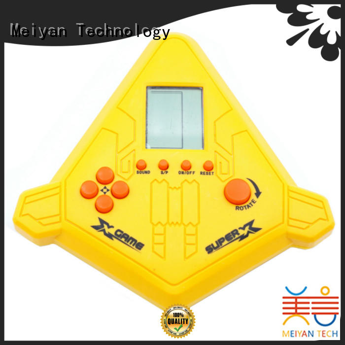 Meiyan handheld game console customized for gifts