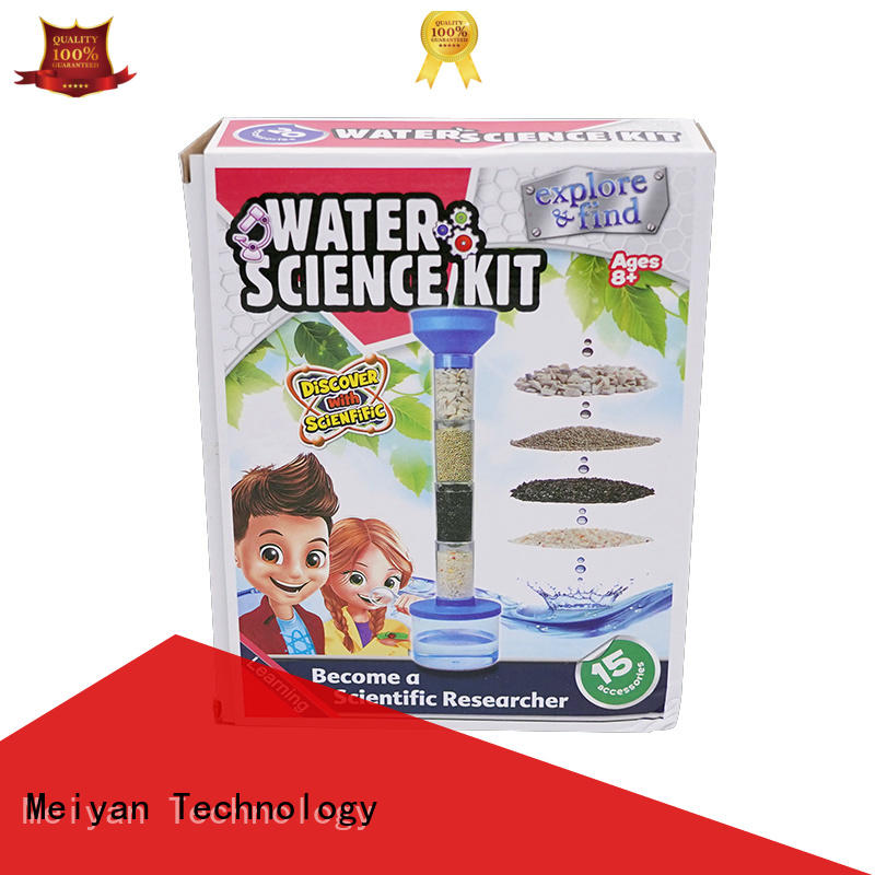 practical scientist kit for kids customized for for parent-child games