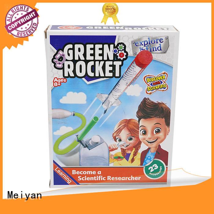 Meiyan science kit design for gift