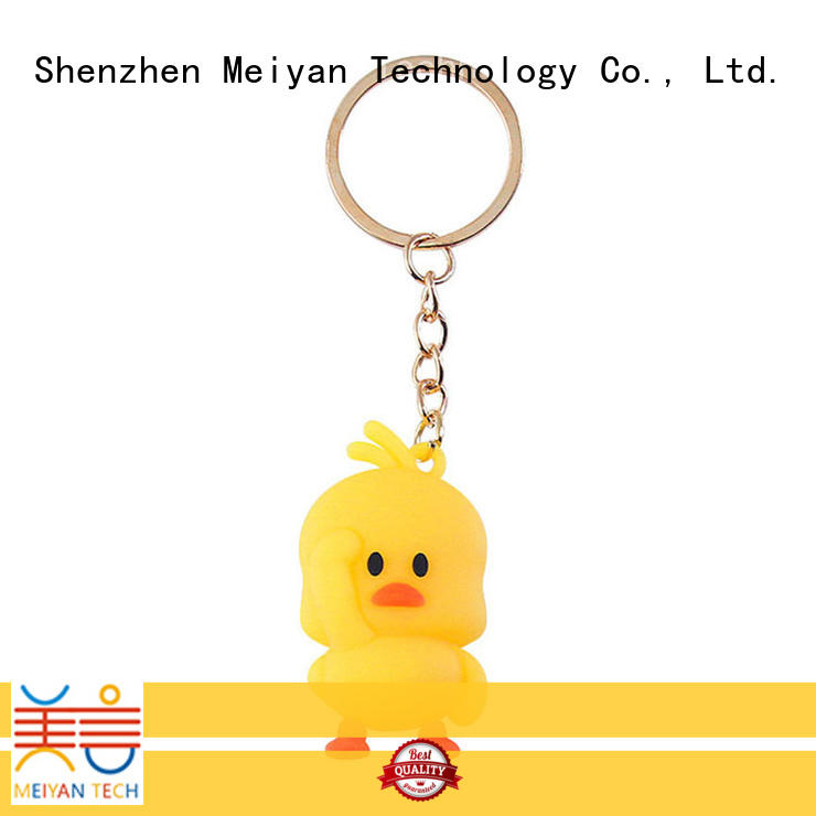Meiyan personalised keychains manufacturer for gifts