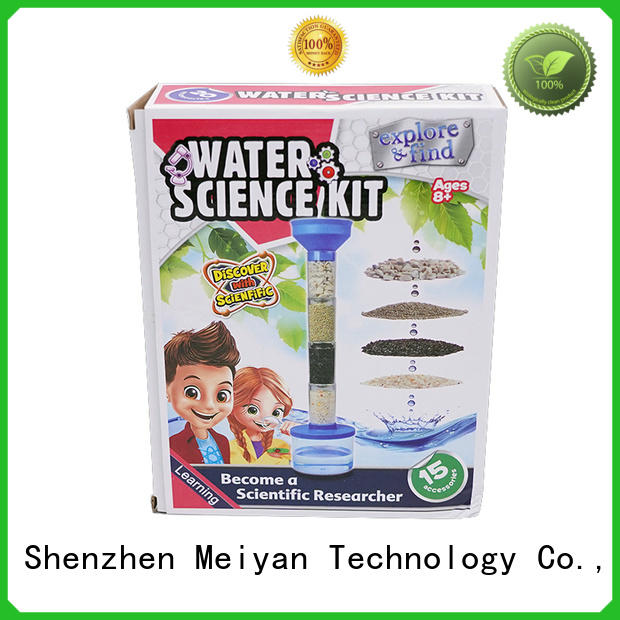 Meiyan discovery science kits factory price for students