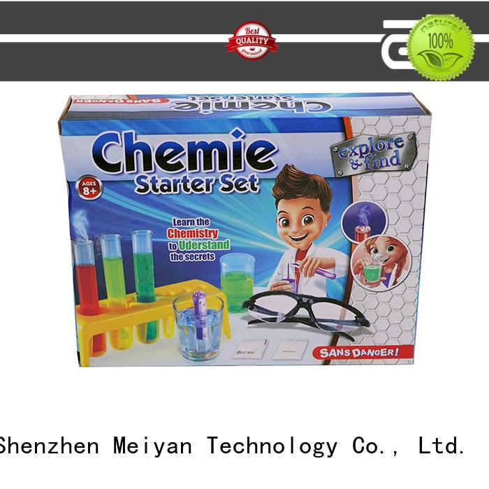 Meiyan scientist kit for kids supplier for gift