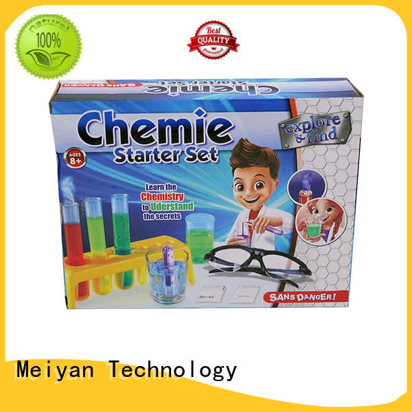 Meiyan durable science toys for kids personalized for students