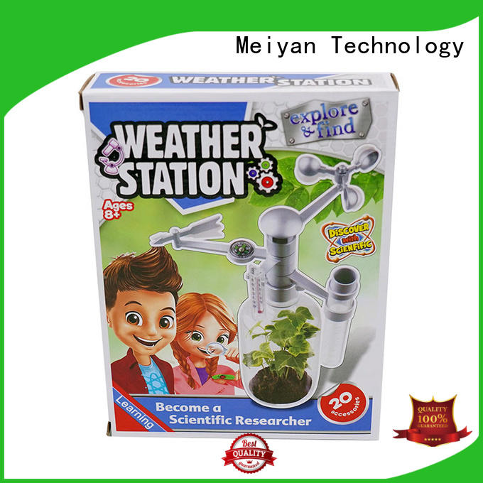 Meiyan interesting science kits for teens factory price for for parent-child games