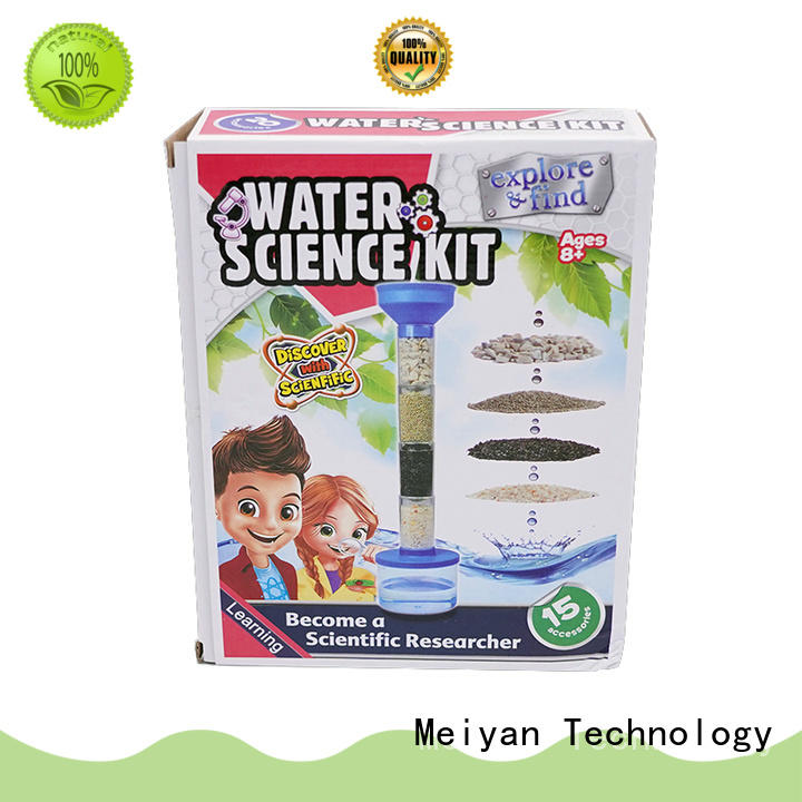 Meiyan high quality childrens science kit design for for parent-child games